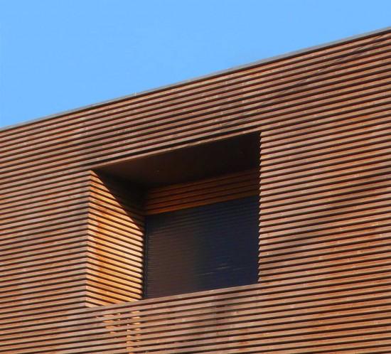 extension osssature bois, escalier et huisseries acier, verrière, design d'intérieur